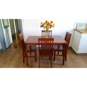 Norman 5 Piece Dining Setting