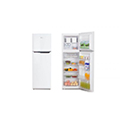 White Refrigirator - Click on Rentals