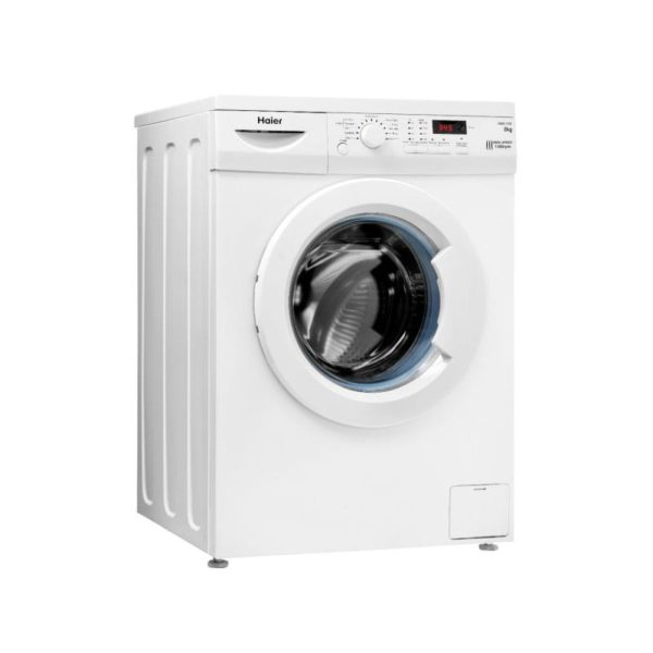 HAIER 8KG FRONT LOAD WASHING MACHINE