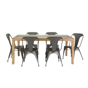 Bahama 7 Piece Dining Setting