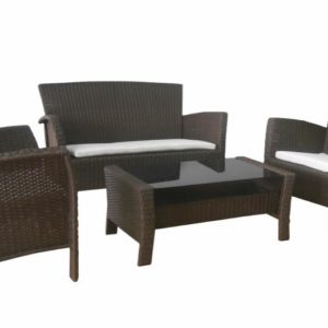 Bali 4 Piece Outdoor Setting