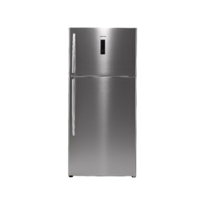 Hisense 526LT 2 Door Stainless Steel Fridge