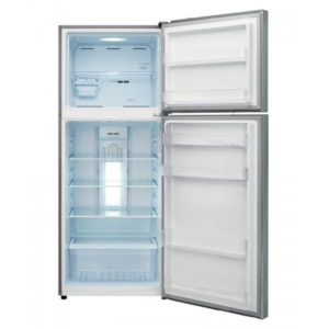Haier 422LT 2 Door Stainless Steel Fridge