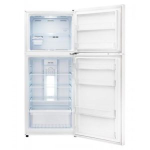 Haier 422LT 2 Door White Fridge