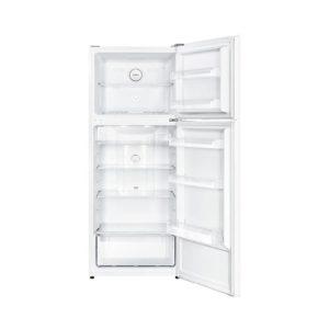 Haier 454LT 2 Door White Fridge