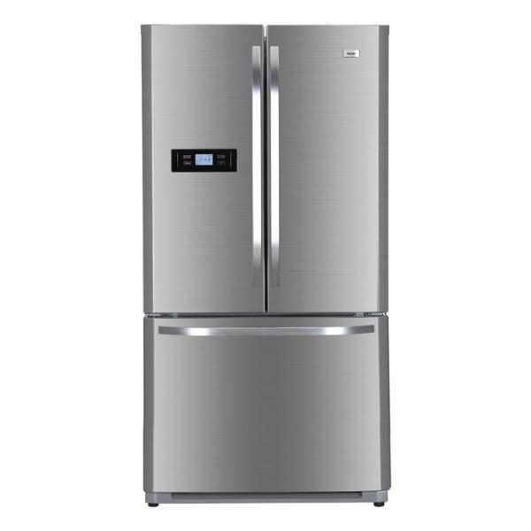 Grey Two Door Refrigirator Externals - Click on Rentals