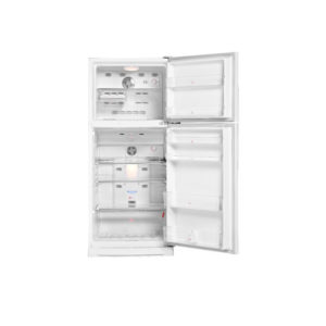 Haier 475LT 2 Door White Fridge Freezer