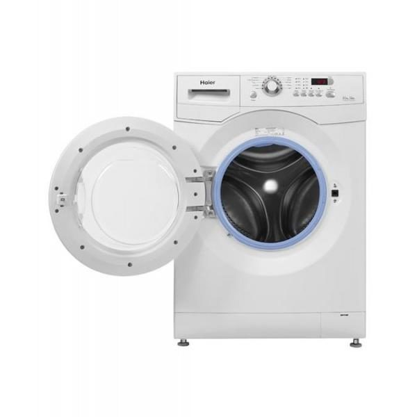 HAIER 8.5KG FRONT LOAD WASHING MACHINE