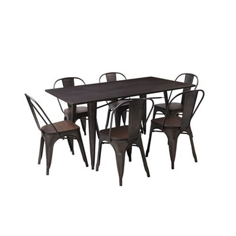 Loft 7 DIning Set - Click on Rentals