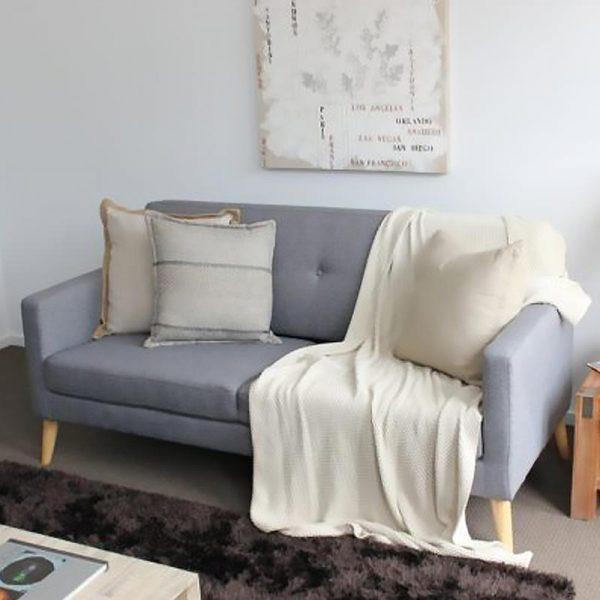 Mallow Str Fabric Lounge Suite