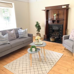 Morrison 3 + 2 Seater Lounge Suite