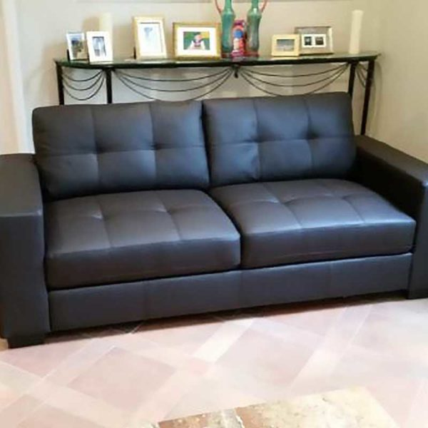 Tara 2 Seater Black - Click on Rentals