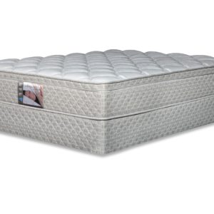 Queen Size Ultimate Luxury Plush Mattress & Base