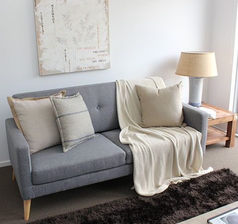 Staging Home - Click on Rentals