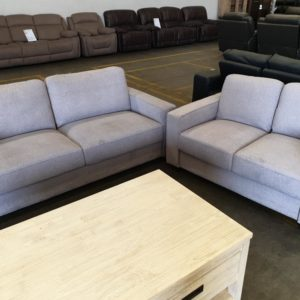 Byron 3 + 2 Seater Lounge Set