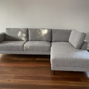 Farina 3 Seater Lounge Suite with RH Chaise