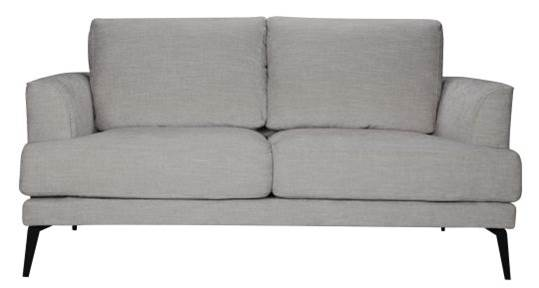 Lucie Linen Sofa - Click On Rental