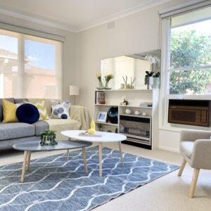 Kara 3 Seater Fabric Lounge Suite