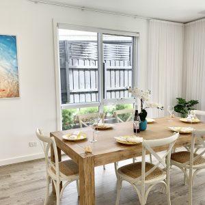Kanye 7 Piece Dining setting