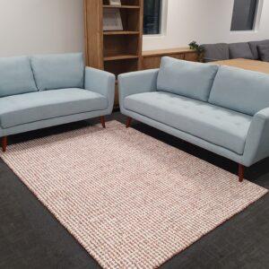 Elysse 2 Seater Lounge Suite