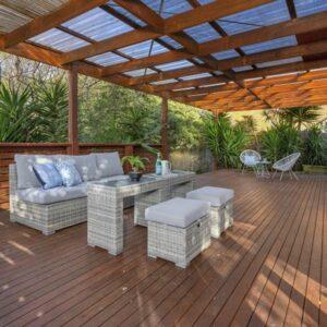 Polo 5 Piece Outdoor Lounge Set