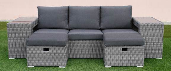 Polo 5 Piece Outdoor Lounge Set - Click on Rentals