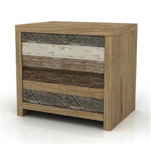 Crusoe Bedside Table - Click on Rentals