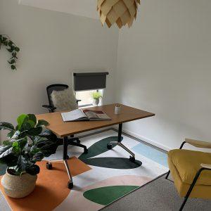 Typhoon Flip Top Desk & Chair