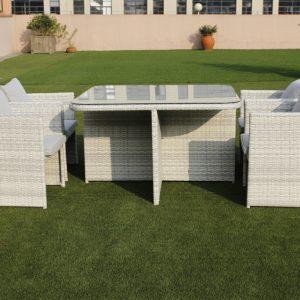 Stella 5 Piece Outdoor Dining Set