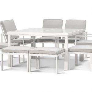 Trevi 9 Piece Outdoor Dining Set