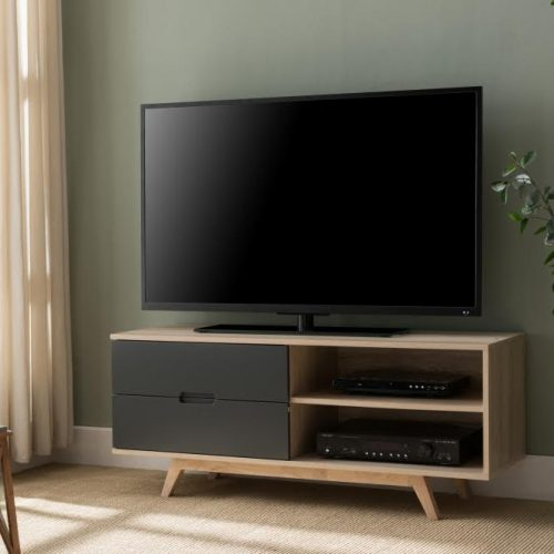 Nova TV Cabinet Grey
